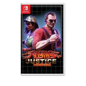 Raging Justice (Nintendo Switch) - Preorder