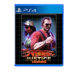 Raging Justice (PS4) - Preorder