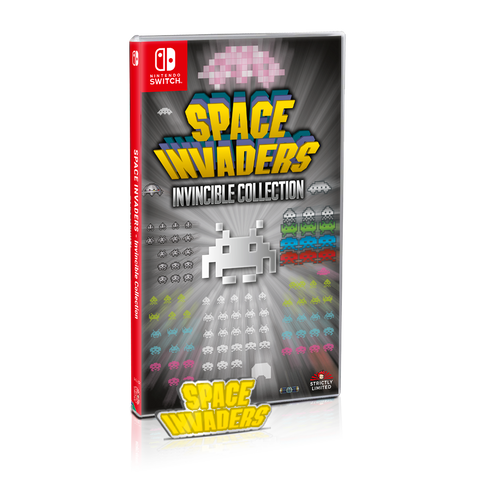 Space Invaders Invincible Collection (NSW) - Preorder