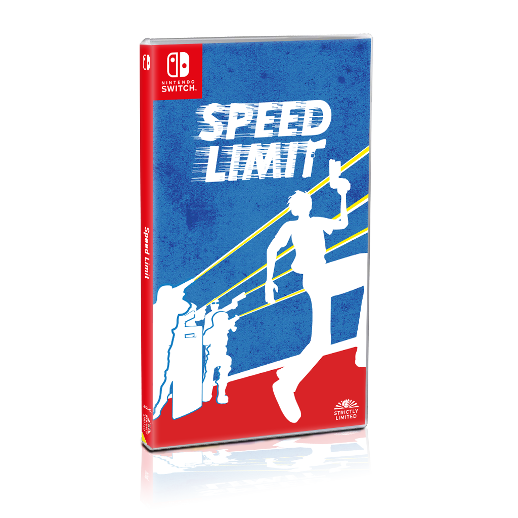 Speed Limit (NSW) - Preorder