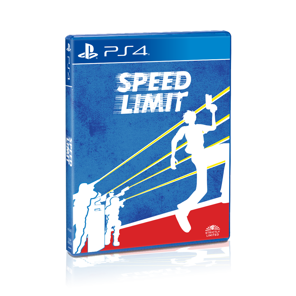 Speed Limit (PS4) - Preorder