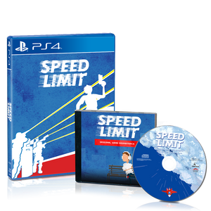 Speed Limit Soundtrack Bundle (PS4) - Preorder