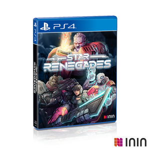 Star Renegades (PS4) - Preorder