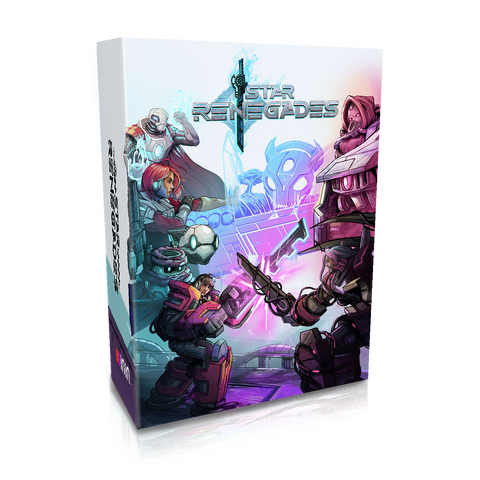 Star Renegades Collector's Edition (NSW) - Preorder