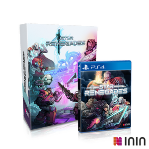 Star Renegades Collector's Edition (PS4) - Preorder
