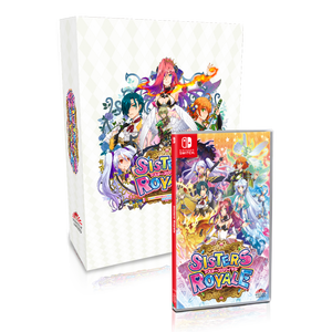 Sisters Royale Collector's Edition (Nintendo Switch) - Preorder