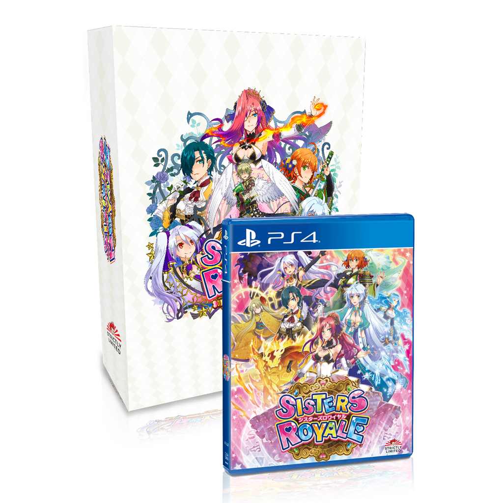 Sisters Royale Collector's Edition (PS4) - Preorder