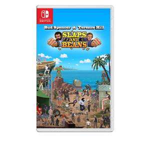 Bud Spencer & Terence Hill: Slaps and Beans (Nintendo Switch) - Preorder