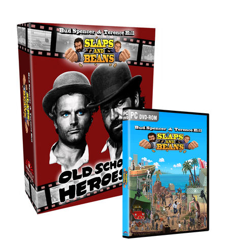 Bud Spencer & Terence Hill Oldschool Heroes Edition (PC) - Preorder