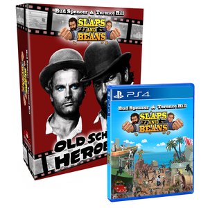 Bud Spencer & Terence Hill Oldschool Heroes Edition (PS4) - Preorder