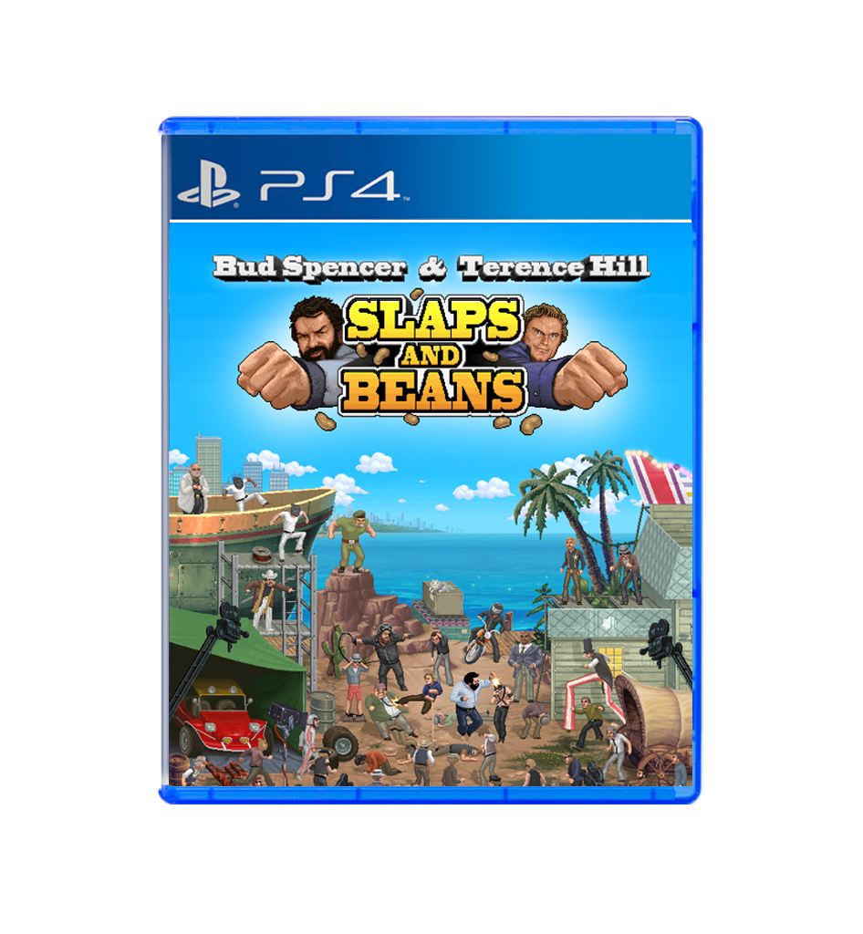 Bud Spencer & Terence Hill: Slaps and Beans (PS4) - Preorder