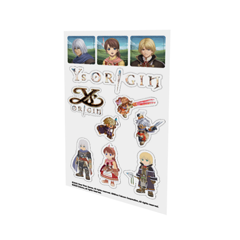 Ys Origin Collector's Edition (NSW) - Preorder