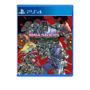 The Ninja Saviors: Return of the Warriors (PS4) - Preorder