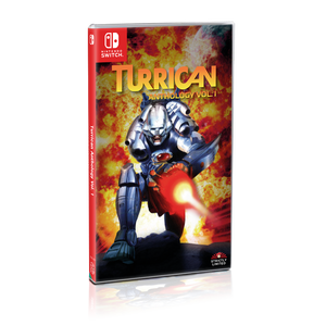 Turrican Anthology Vol. 1 (NSW) - Preorder