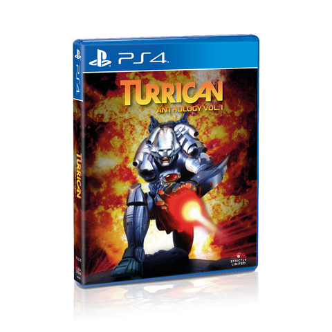 Turrican Ultra Collector's Edition (PS4) - Preorder