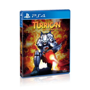 Turrican Anthology Vol. 1 (PS4) - Preorder