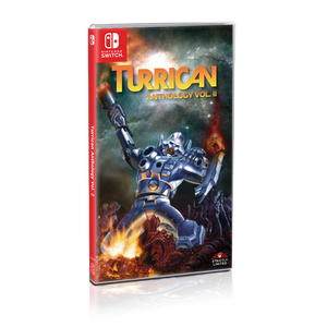 Turrican Anthology Vol. 2 (NSW) - Preorder