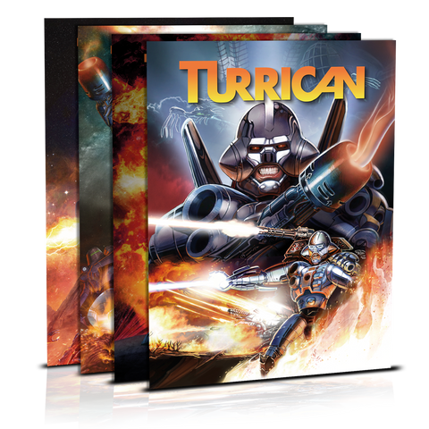 Turrican Collector's Edition (PS4) - Preorder