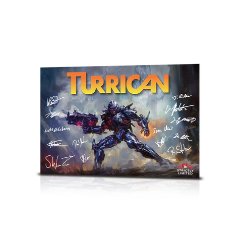 Turrican Collector's Edition (NSW) - Preorder