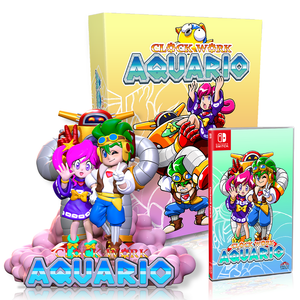 Clockwork Aquario Ultra Collector's Edition (NSW) - Preorder