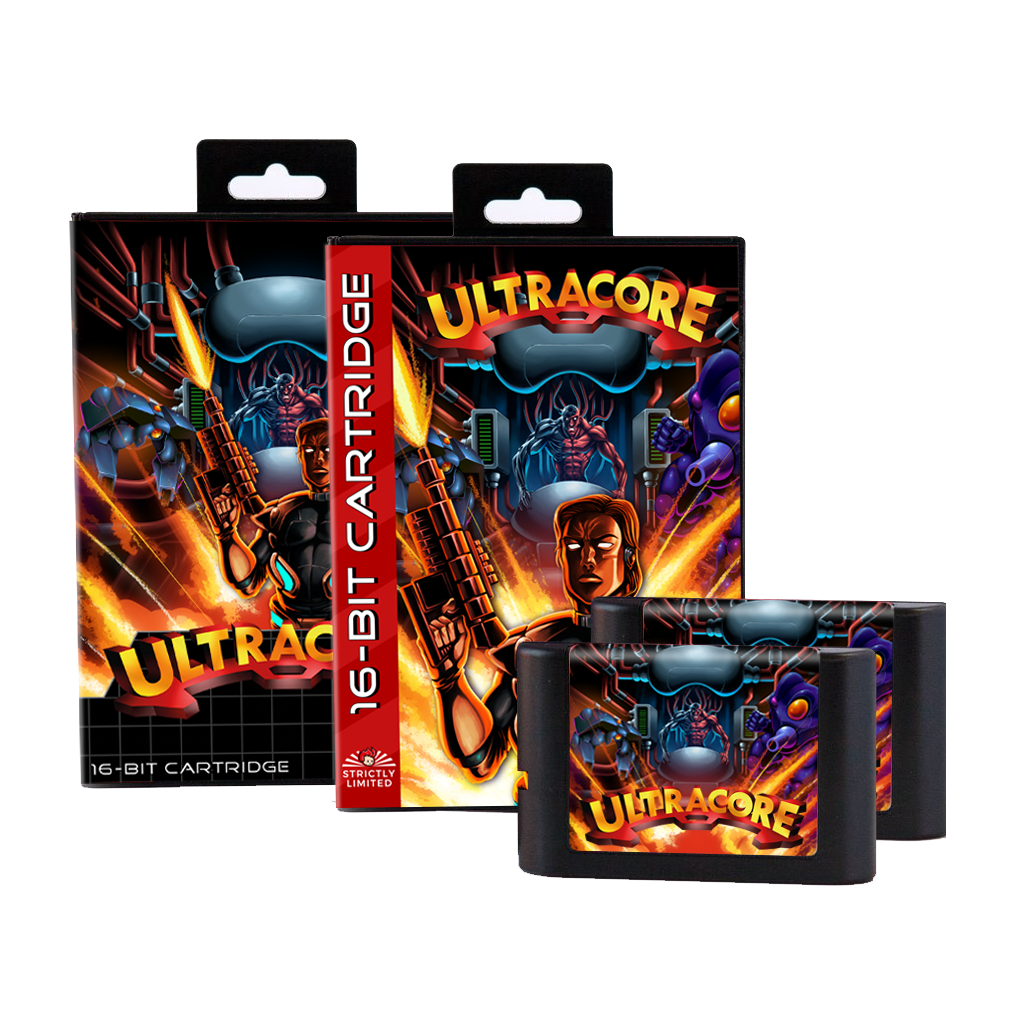 Ultracore (Genesis / Mega Bundle) - Preorder