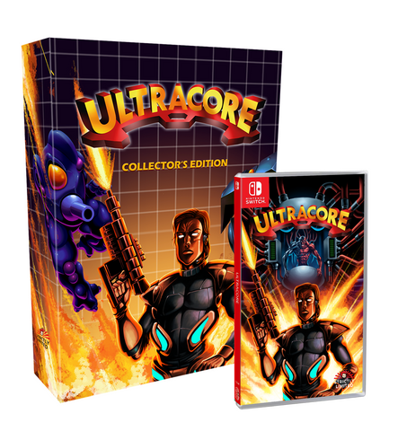 Ultracore Collector's Edition (Nintendo Switch) - Preorder