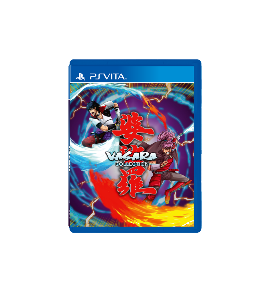 Vasara Collection (PS Vita)