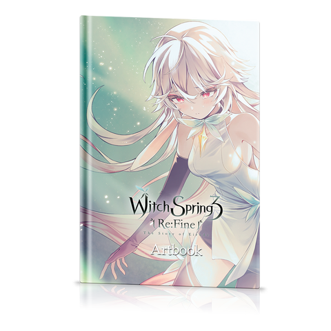 WitchSpring3 Re:fine - The Story of Eirudy Collector's Edition Plushie Bundle (NSW) - Preorder