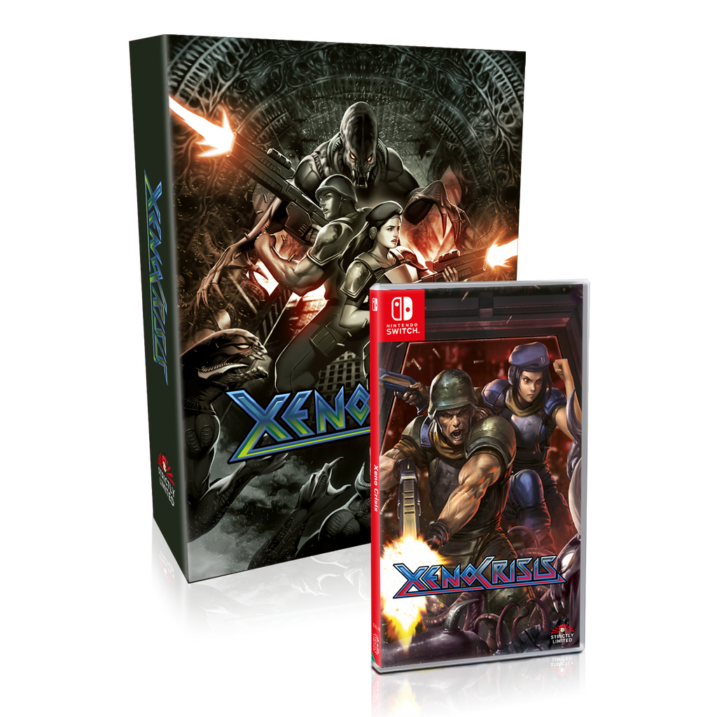 Xeno Crisis Collector's Edition (Nintendo Switch) - Preorder