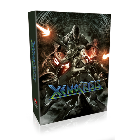 Xeno Crisis Collector's Edition (PS4) - Preorder
