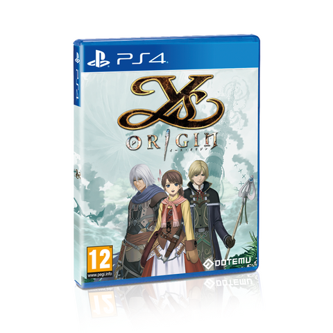 Ys Origin Collector's Edition (PS4) - Preorder