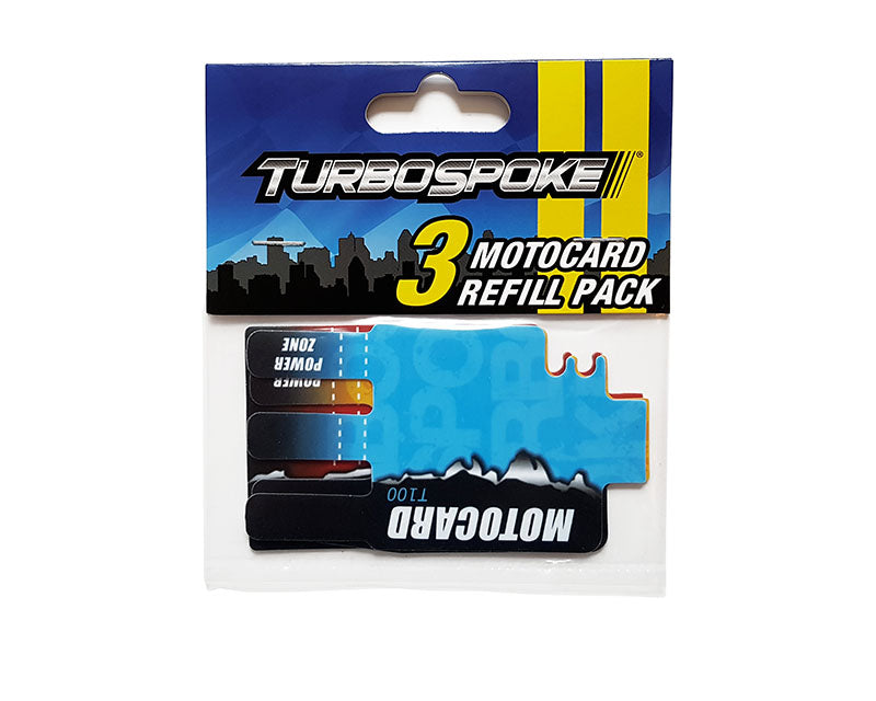 Motocard Refill Pack - for Version 1 Exhaust System