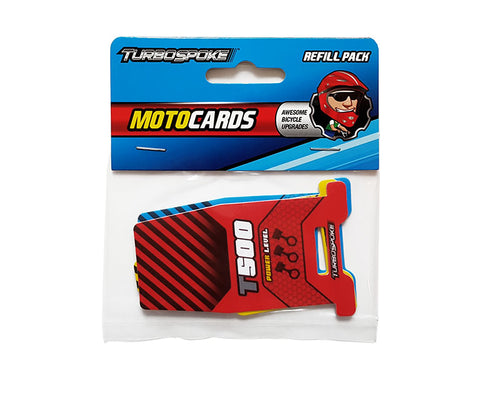 Motocard Refill Pack - for Version 2 Exhaust System