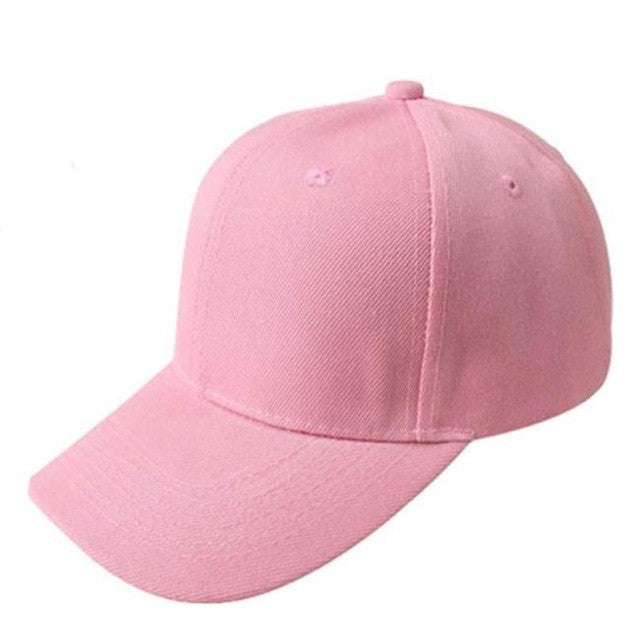 Women's Solid Colour Snapback