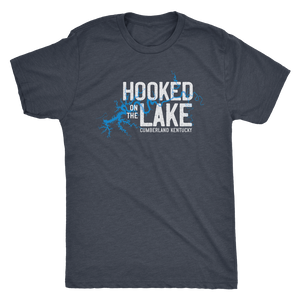 Hooked On The Lake - Lake Cumberland KY shirt for men or women