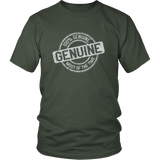 100% Genuine most of the time - shirt for men or women