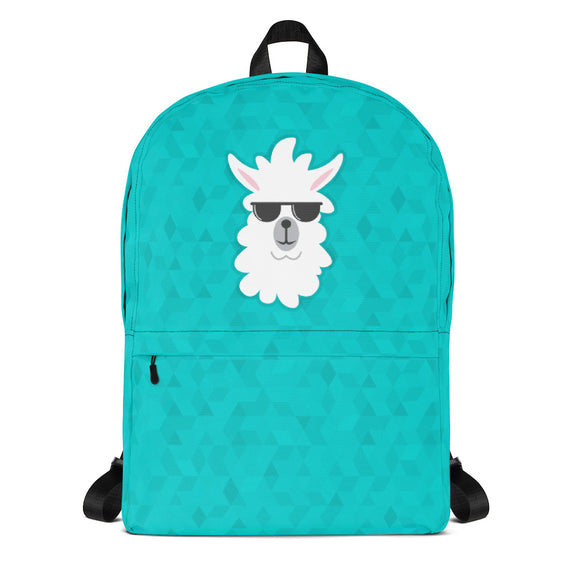 Llama Backpack - Back to school accessories - Laptop School