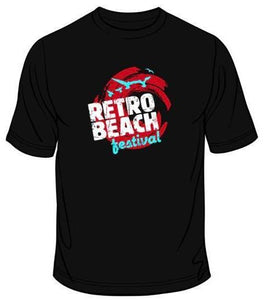 Official Retro Beach Fest Tee - Men