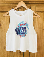 Official Retro Beach Fest Tee - Women