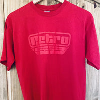 Retro original tee as seen on Retro Live Sessions