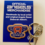 Angels official logo keyring