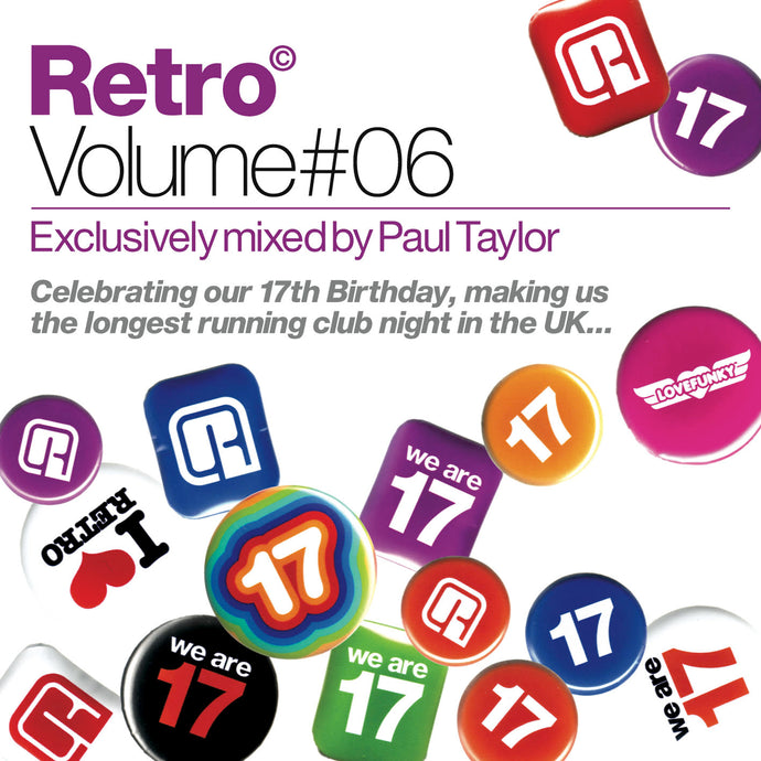 Retro Volume 6 Birthday Special