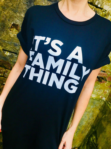 Retro Family Tee - Women