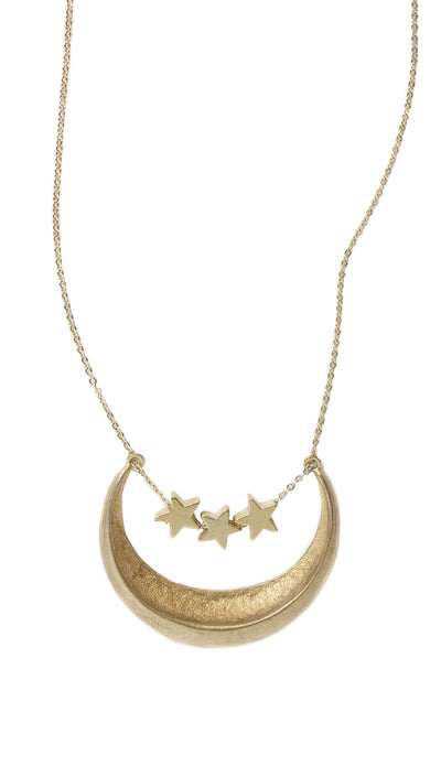 Five and Two Rafe Celestial Necklace