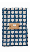 Tile Indigo Fabric Napkins