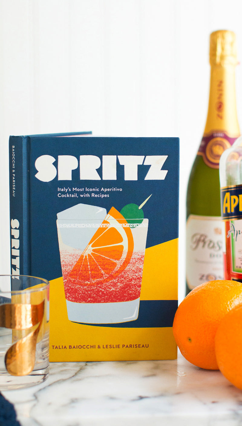 Spritz - Italy's Most Iconic Aperitivo Cocktail