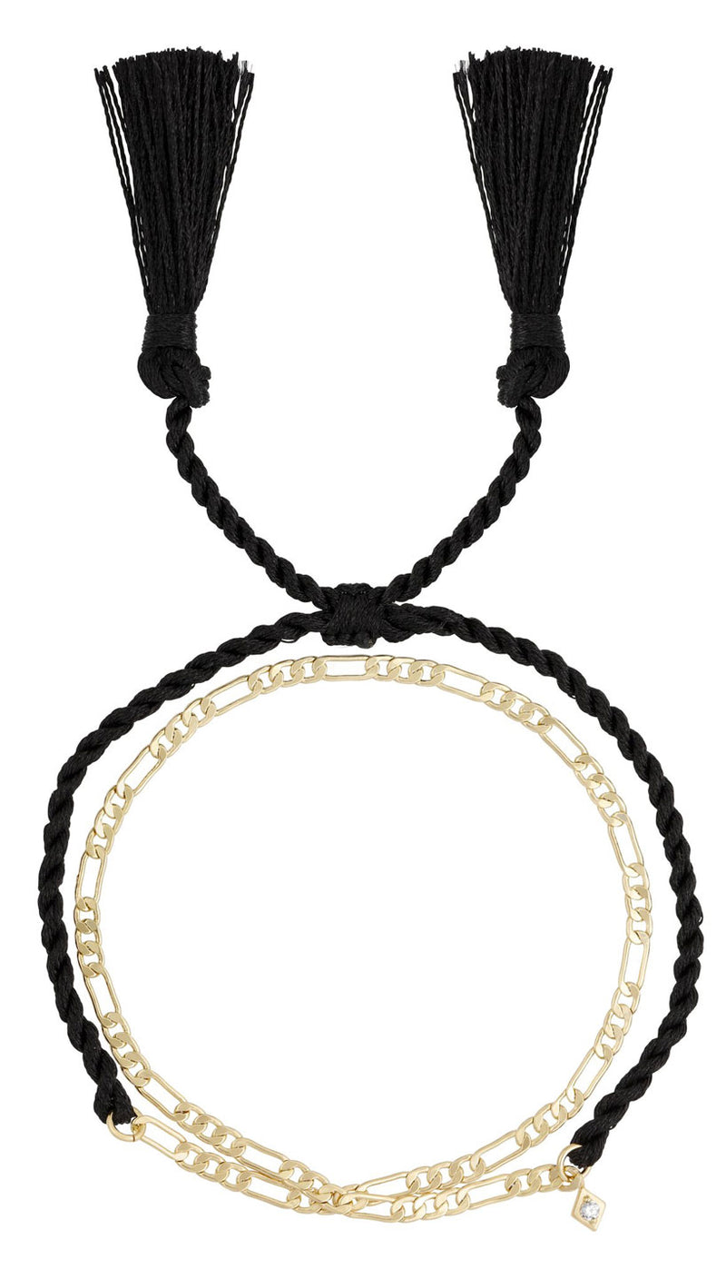 Addison Rope Bracelet | five and two jewelry