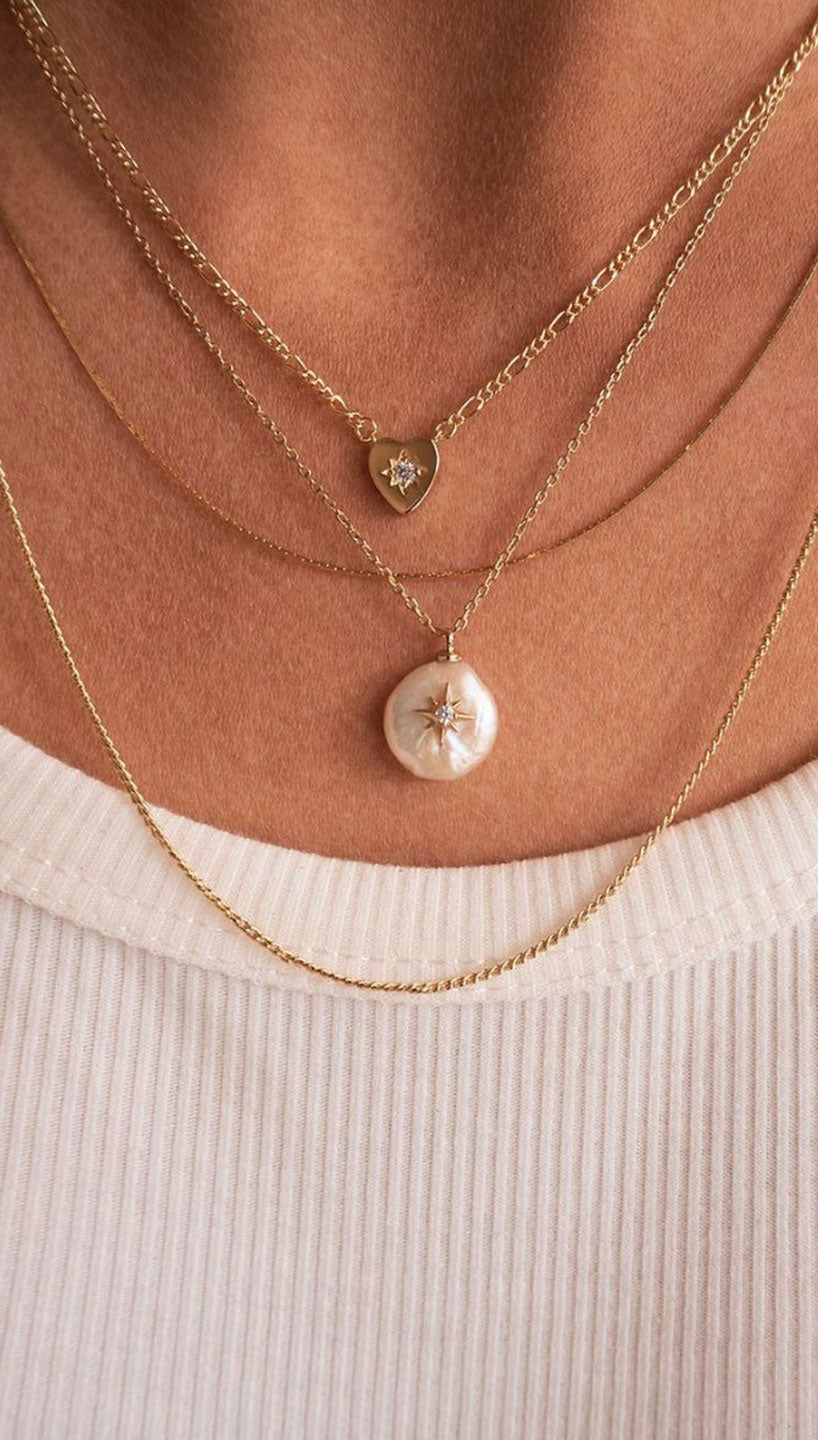 Alice Necklace | Five and Two Jewelry