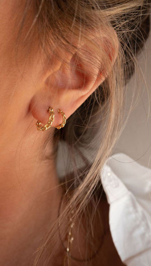 Amelia Earrings | five and two jewelry