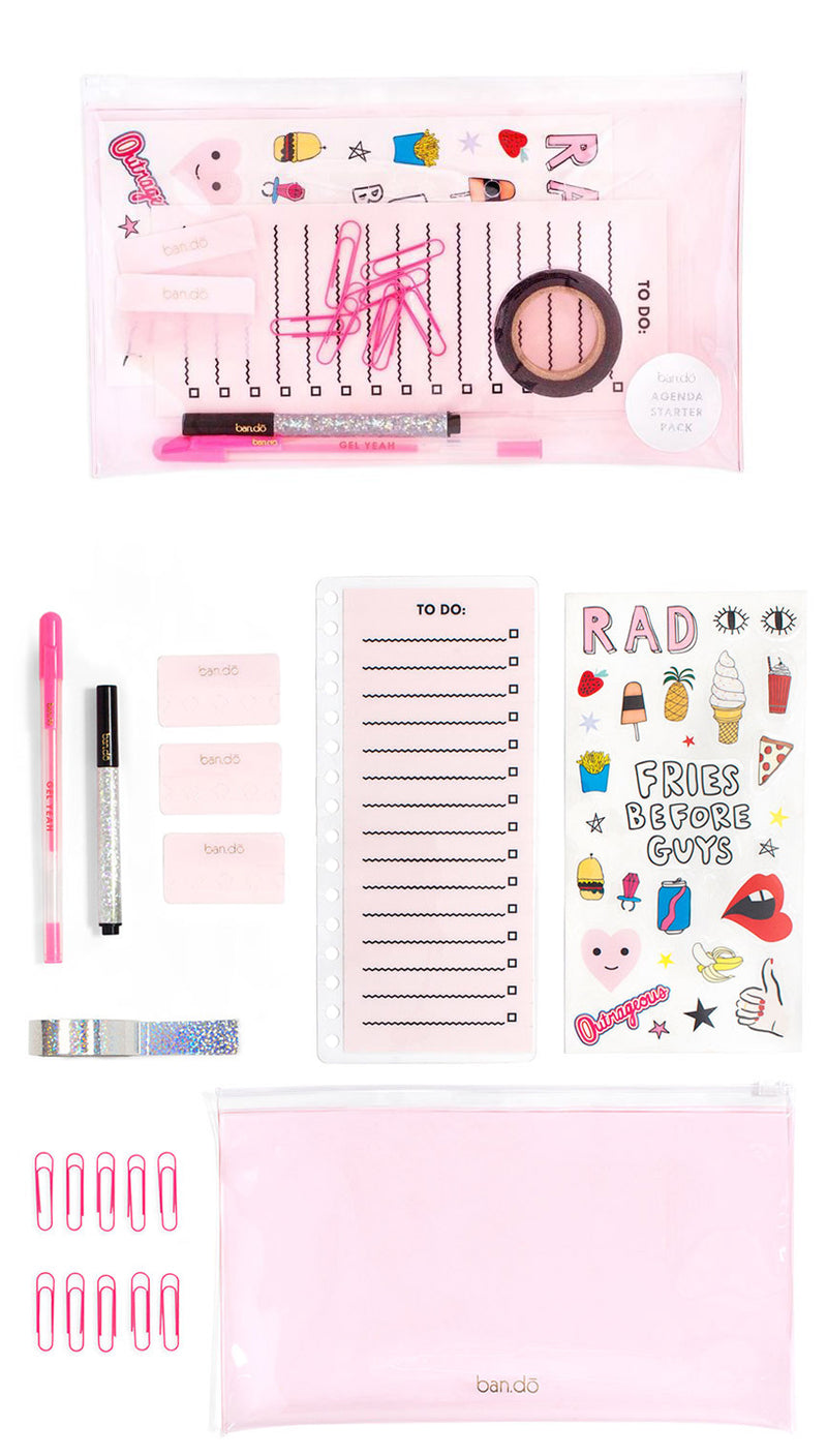 Bando Planner Sticker Set